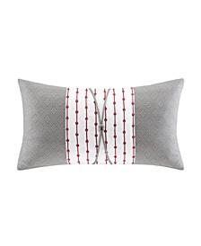 """Cherry Blossom 12""""x 22"""" Oblong Pillow"""