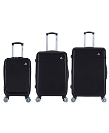 Avila 3-Pc. Lightweight Hardside Spinner Luggage Set