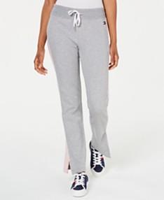 ba2a94bd Tommy Hilfiger Sport Logo Knit Pants