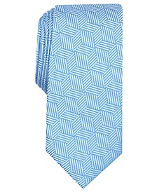 Men's Geometric Tie, Created for Macy's