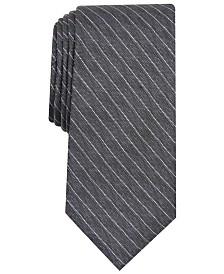 Alfani Men's Stripe Tie, Created for Macy's