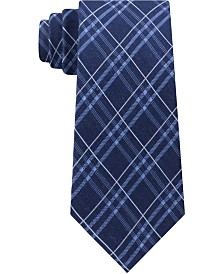 Michael Kors Men's Medium Boardwalk Plaid Tie