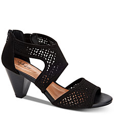 Style & Co Hortensia Dress Sandals, Created for Macy's