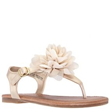 Nina Little & Big Girl's Anaya Floral Sandal