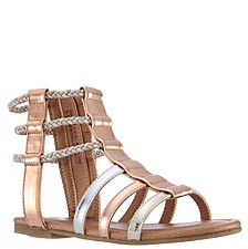 Little & Big Girl's Chryssa Gladiator Sandal