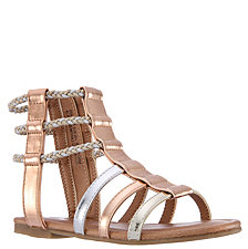 Nina Little & Big Girl's Chryssa Gladiator Sandal