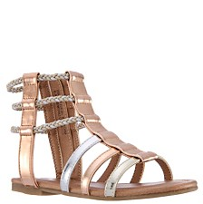 Nina Little & Big Girl's Chryssa Gladiator Sandal