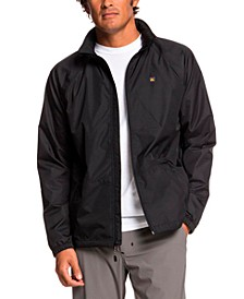 Men's Shell Shock Water-repellent Windbreaker Jacket