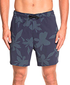 "Quiksilver Waterman Men's Rapid Waikiki Nights 17"" Shorts"