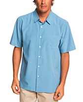 072e0bd83af5 Quiksilver Short Sleeve Mens Casual Button Down Shirts   Sports ...