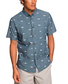 Quiksilver Waterman Men's Spun Reel Shirt