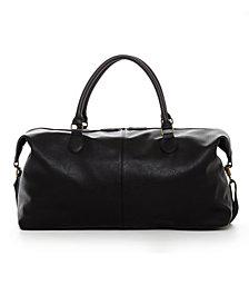 Gunner Vegan Leather Duffle Bag
