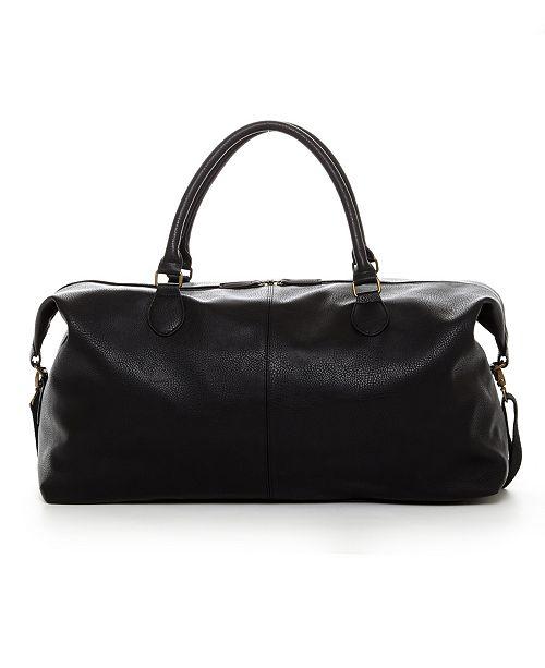 2d7d6f3662d PX Gunner Vegan Leather Duffle Bag - All Accessories - Men - Macy s
