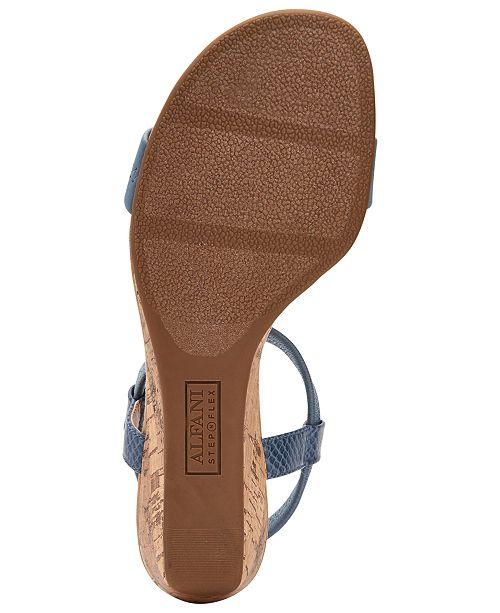 fde529a0b0f ... Alfani Women s Step  N Flex Voyage Wedge Sandals