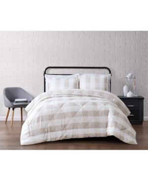 Truly Soft Everyday Buffalo Plaid King Comforter Set Bedding