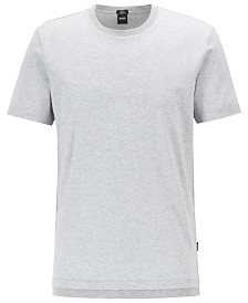 BOSS Men's Tessler Slim-Fit Cotton T-Shirt