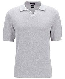 BOSS Men's Filippi Regular-Fit Cotton Polo Shirt