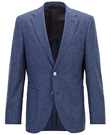 BOSS Men's Regular/Classic Fit Jacket