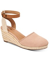 9aaa7d92a42 Style & Co Mailena Wedge Espadrille Sandals, Created for Macy's