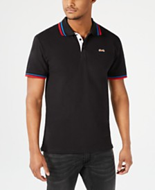 Le Tigre Tipped Biscayne Polo