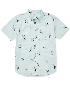 Billabong Little Boys Sundays Graphic Shirt