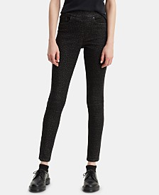 Levi's® Cheetah Print Pull-On Jeans