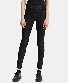 Levi's® Cheetah Print Pull-On Jeans