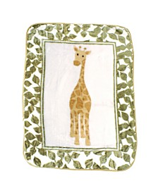 Luvable Friends High Pile Blanket, One Size