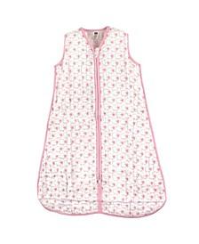 Muslin Wearable Safe Sleeping Bag Blanket, 0-24 Months