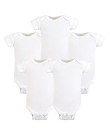 Preemie Bodysuits, 5-Pack, Premie