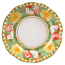 Vietri Campagna Salad Plate