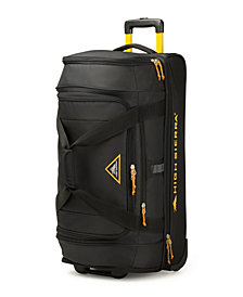 "High Sierra Pathway 28"" Drop-Bottom Duffel"