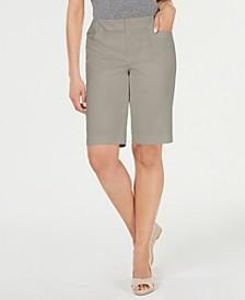 Twill Bermuda Shorts, Created for Macy's