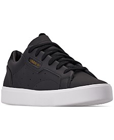 adidas Women's Originals Sleek Casual Sneakers from Finish Line