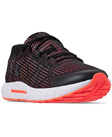 Under Armour Women's Micro G Pursuit Athletic Sneakers from Finish Line