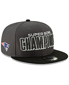 New Era New England Patriots Super Bowl LIII Champ Parade 9FIFTY Snapback Cap