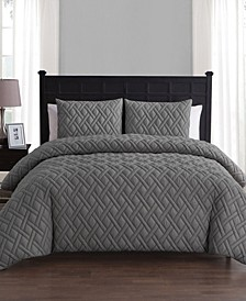 Lattice Embossed 7-Pc. Bed In A Bags