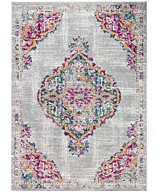 "BB Rugs Cassius CSS-512 Grey 5' x 7'6"" Area Rug"