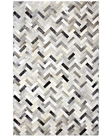 BB Rugs Cowhide HID-12 5' x 8' Area Rug