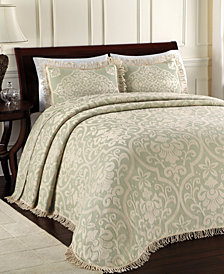 All Over Brocade Standard Sham