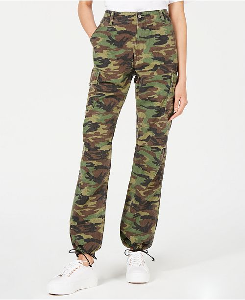Dickies Printed Cotton Utility Pants