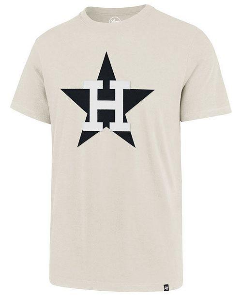 33dd785362c0e 47 Brand Men s Houston Astros Fieldhouse Knockout T-Shirt   Reviews ...