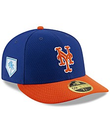 New York Mets Spring Training 59FIFTY-FITTED Low Profile Cap