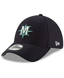 New Era Seattle Mariners Batting Practice 39THIRTY Cap