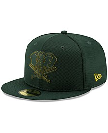 Oakland Athletics Clubhouse 59FIFTY-FITTED Cap