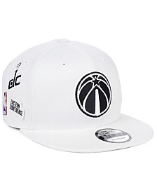 New Era Washington Wizards Night Sky 9FIFTY Snapback Cap