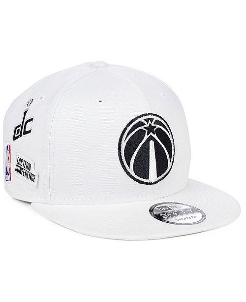 c73f48d23 New Era Washington Wizards Night Sky 9FIFTY Snapback Cap - Sports ...