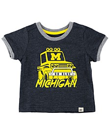 Baby Michigan Wolverines Monster Truck T-Shirt