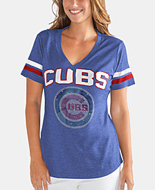 G-III Sports Women's Chicago Cubs Rounding the Bases T-Shirt