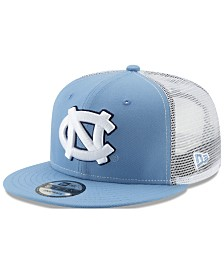 New Era North Carolina Tar Heels TC Meshback Snapback Cap